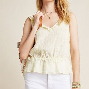 NWT's Anthropologie Cloth & Stone Tank. Size Small